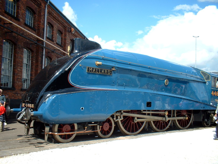 The Mallard at Doncaster