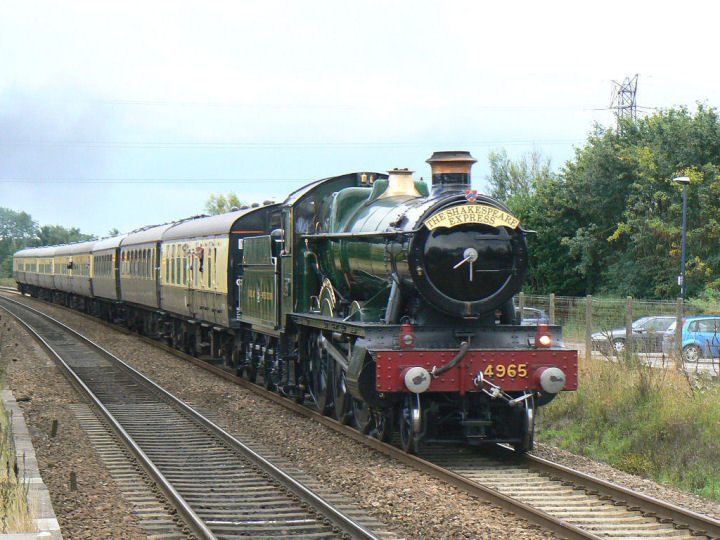 'The Shakespeare Express'