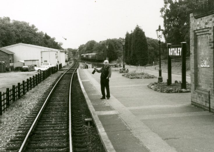 Rothley Railway Station