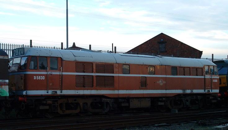 British Rail Class 31 diesel locomotive