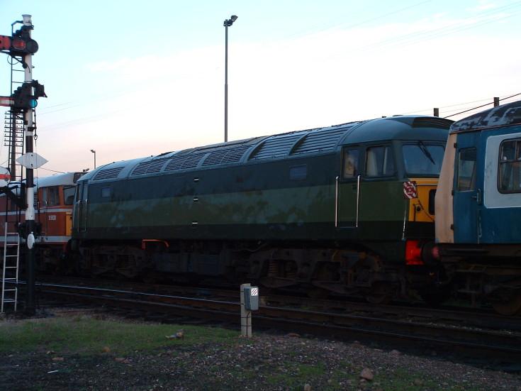 Class 47 diesel locomotive