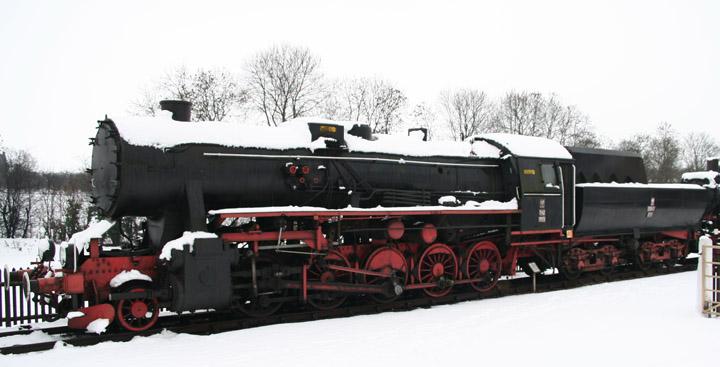 PKP (Polish) Ty2 2-10-0 locomotive no. 7173