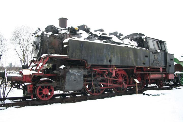 DB (German Railways) Class 64 2-6-2T no. 64305