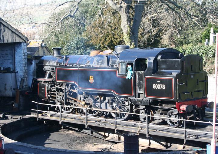 80078, BR Standard Class 4 2-6-4T
