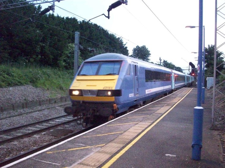 National Express East Anglia - 82152