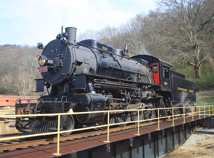 Tennessee Valley TVRM 610 3-6-2009