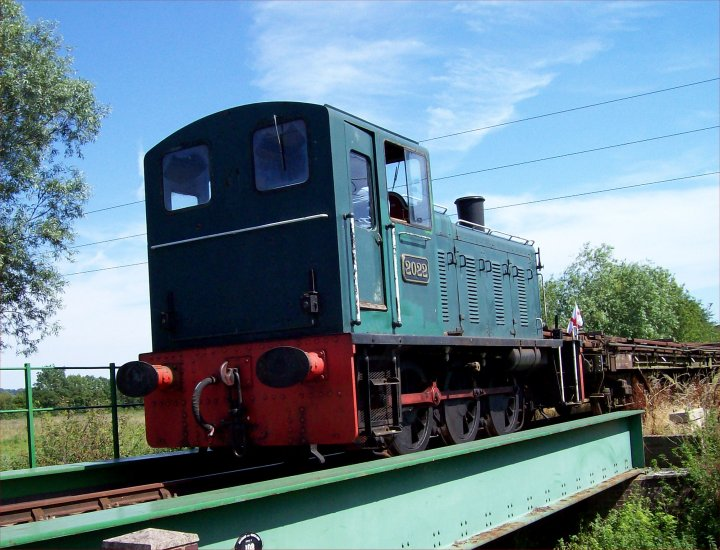 03 diesel shunter