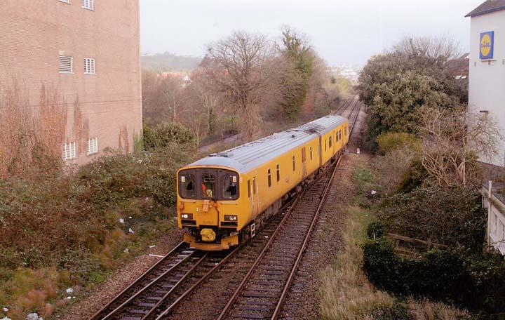 Network rail 950001