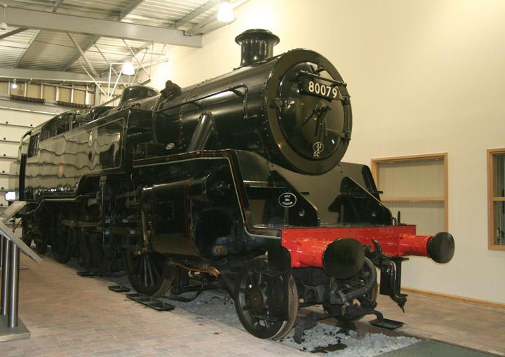 80079, BR Standard Class 4 2-6-4T