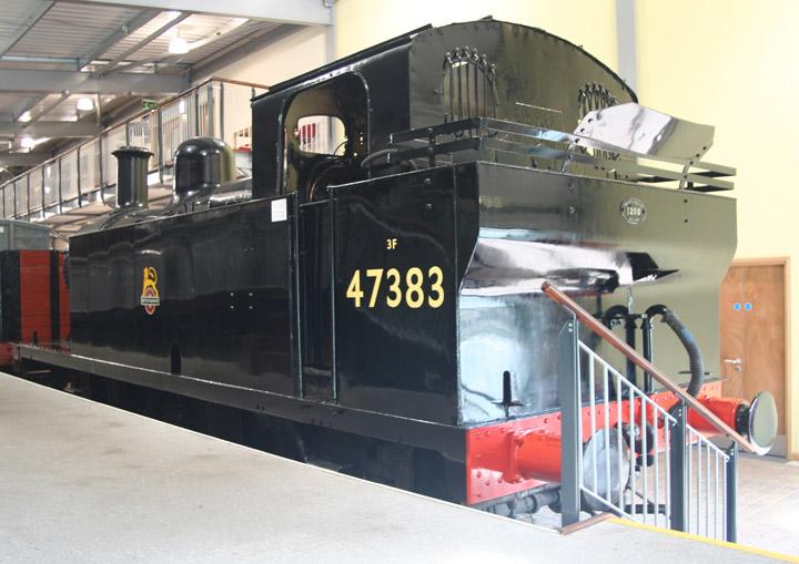 47383, Fowler Class 3F 0-6-0T Jinty