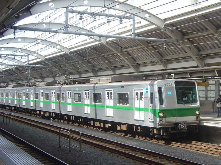 Chiyoda Tokyo Metro line