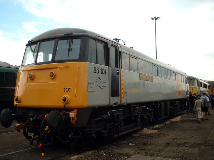 Class 85 Electric locomotive