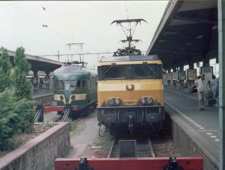 NS Mat 46 and E-loc 1639