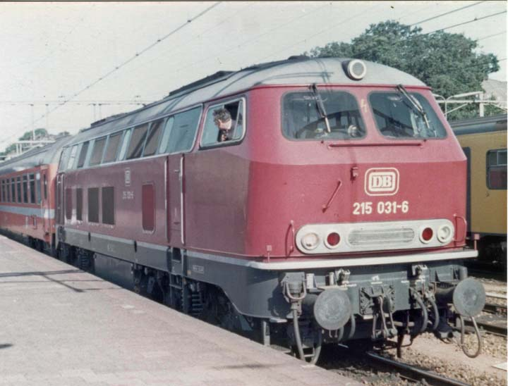DB 215 series