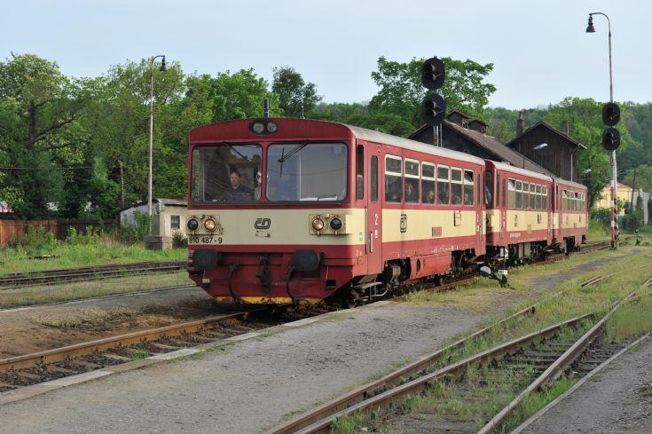 DMU ČD 810 487-9