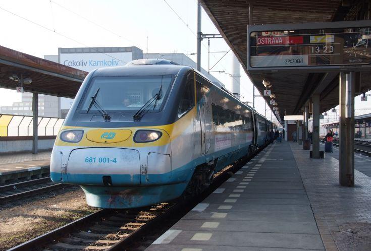 Alstom-Fiat Highspeed Pendolino