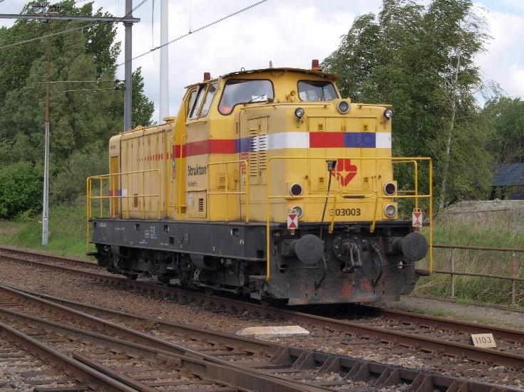 Deutz DG1200BBM diesel locomotive