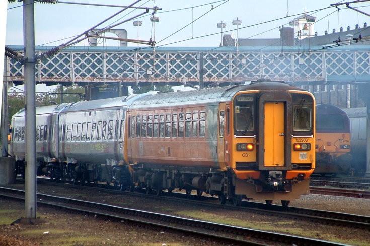 Arriva Train Wales Class 153