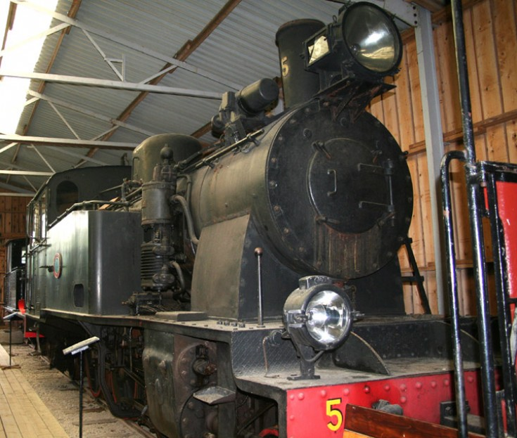 SJ S2p 3039 - AGJ no. 5