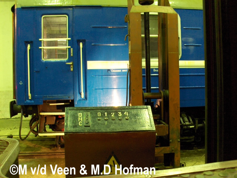 Hamburg - Moscow Express