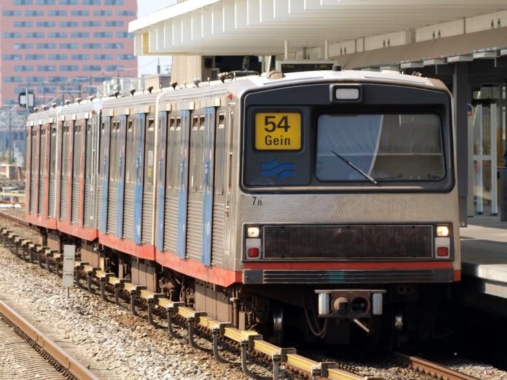 Metro Amsterdam to Gein