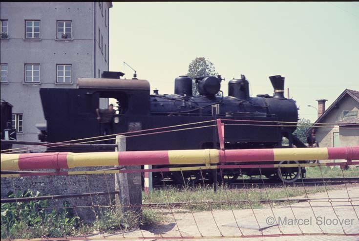 JZ Steam locomotive