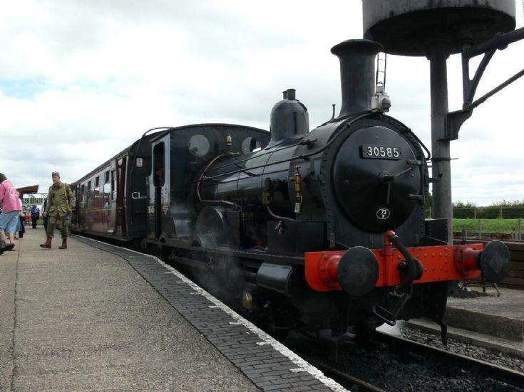 30585 at Quainton
