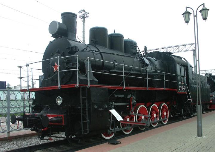 Em 740-57 0-10-0 freight locomotive