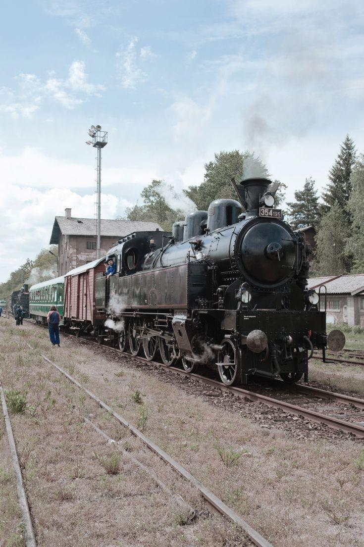 354.195 at Luzna u Rakovnika