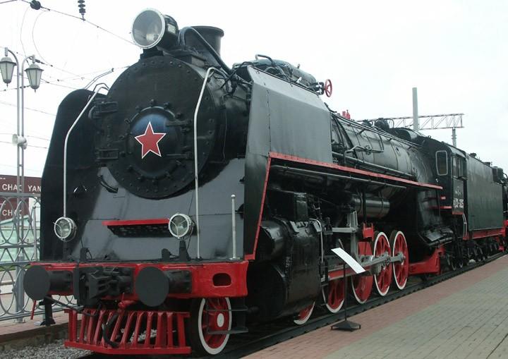 FD21-3125 2-10-2 freight locomotive