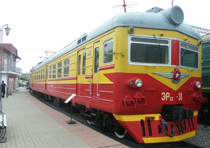 Er22-38 electric multiple unit