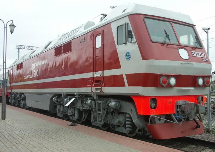 EP200_0001 D-Do electric locomotive