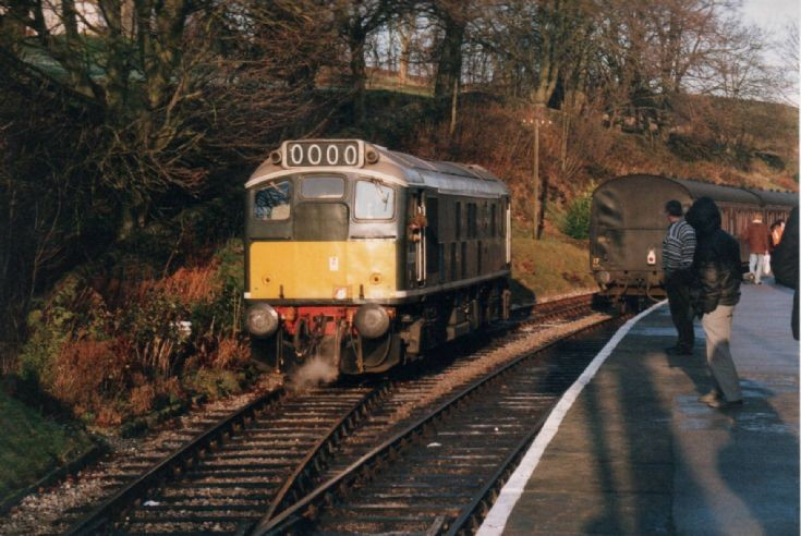 25 at Haworth