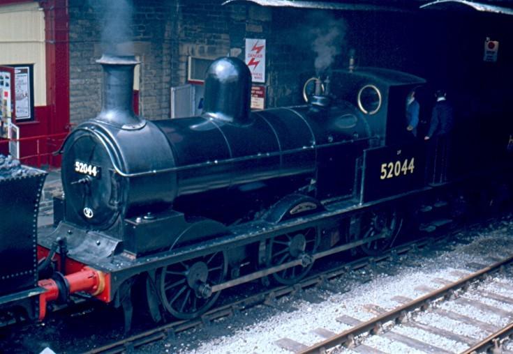 Lancashire & Yorkshire Railway Class 25