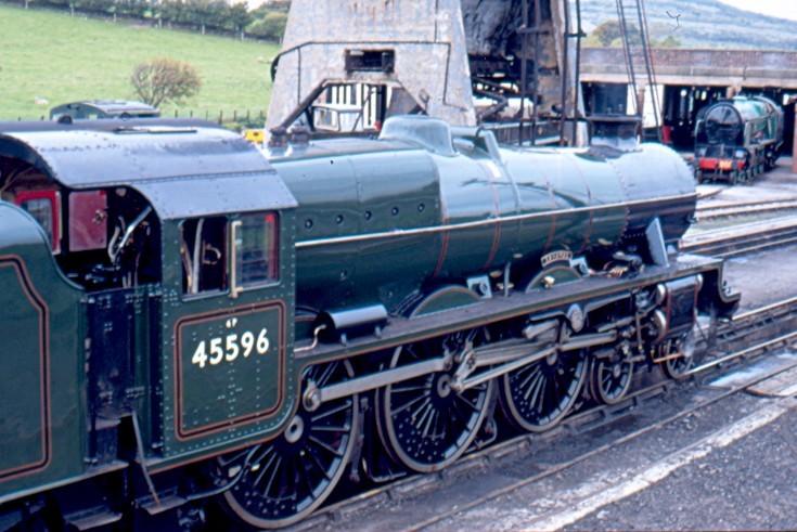 LMS Jubilee Class 45596 Bahamas