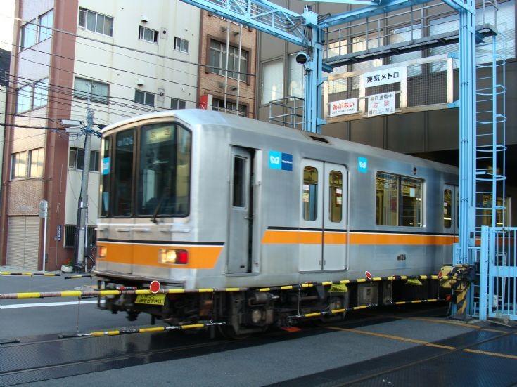 Ginza line - Tokyo
