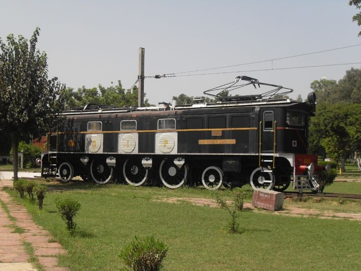 Indian Electric Train