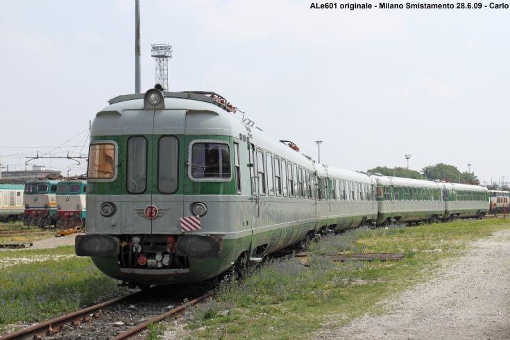 ALe601 FS - Italy - Milano Smistamento