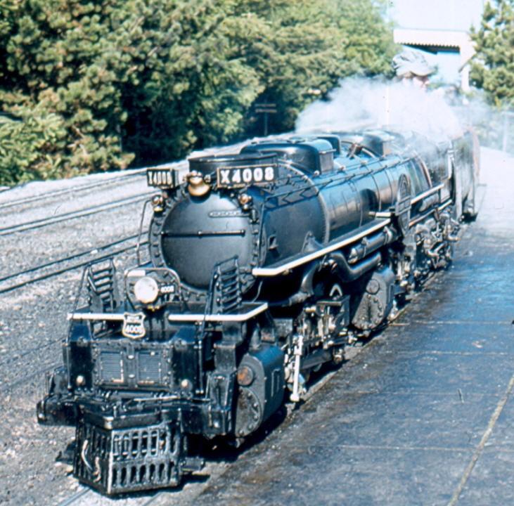 Union Pacific 4-8-8-4