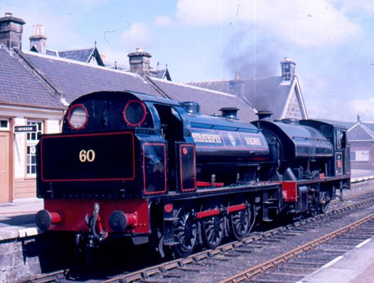 Strathspey Railway times two?