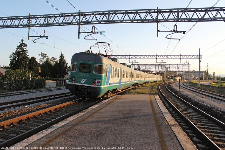 ALe801/940 - Ansaldo Breda 1976
