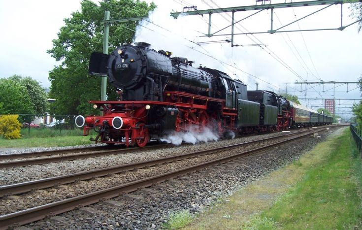 VSM Steam locomotives