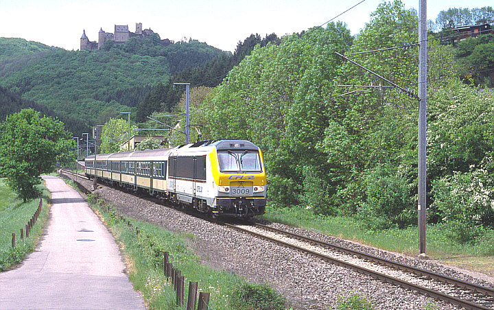 CFL 3009 Michelau Luxembourg