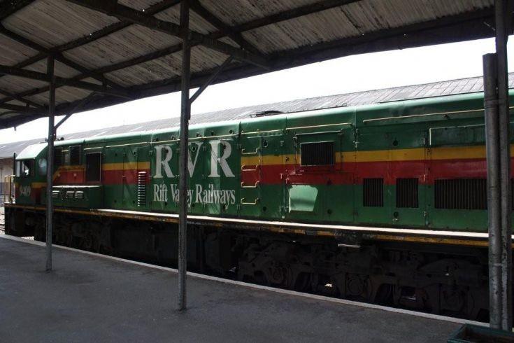 Rift Valley Railways Kenya