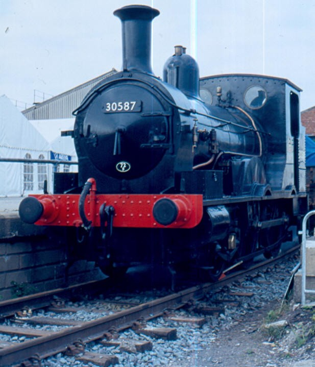 Beyer-Peacock built steam locomotive
