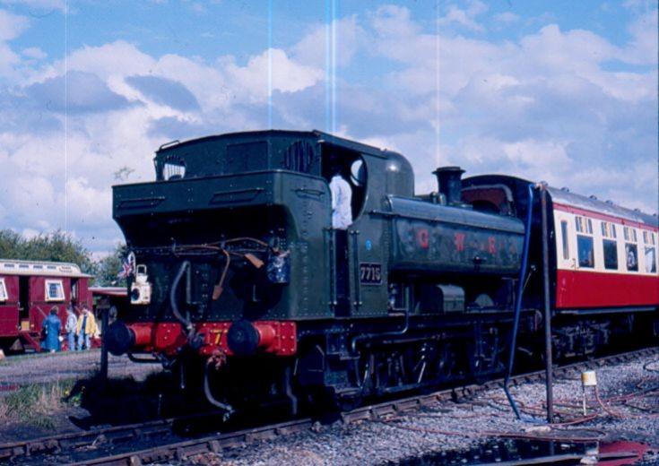 GWR 7715