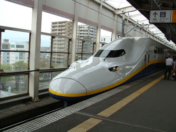 E4 series Shinkansen - Japan