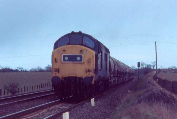 Class 37 at Drem
