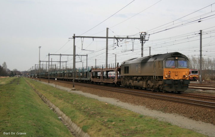 Picture of Opel train class 66