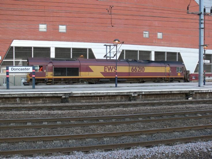 66210 at Doncaster